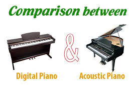 Acoustic or Digital Piano?